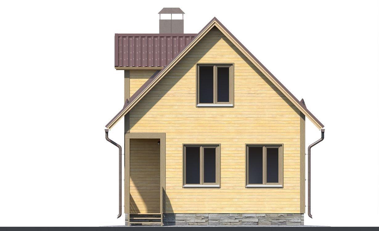 "Проект дома ""Гранби"" - фото 4"