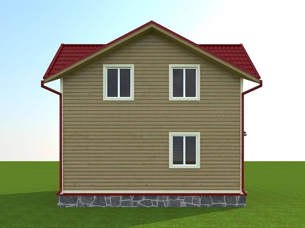 """Проект дома """"Альберта"""" - фото 5"""