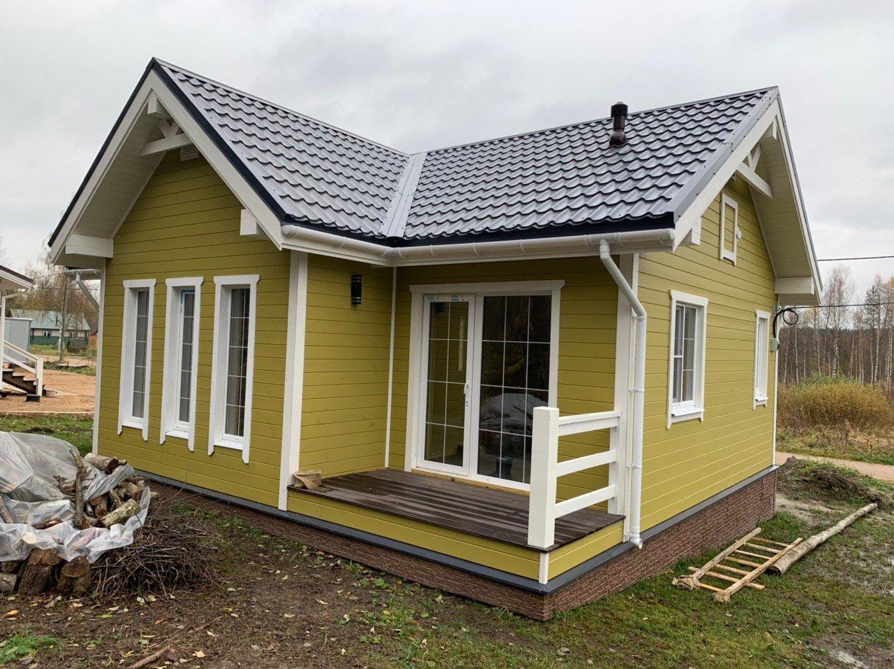 """Проект дома """"Дэльфия"""" - фото 10"""